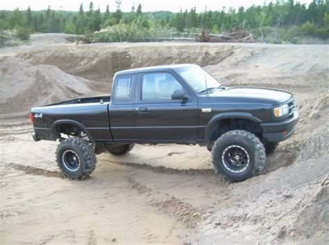 mazda b4000 lifted mazda b4000 1994 review amazing pictures and images