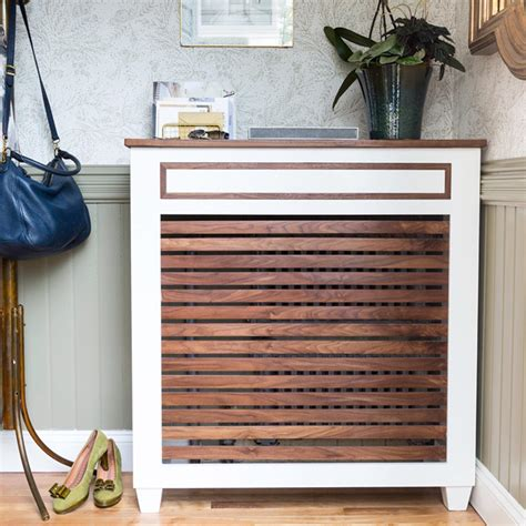 hide ugly radiators    clever cover ideas