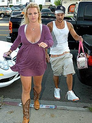Is Kevin Federline Going To Tell All 2 by S Ready For Baby At Service