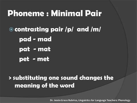 the pattern language and its enemies phonology