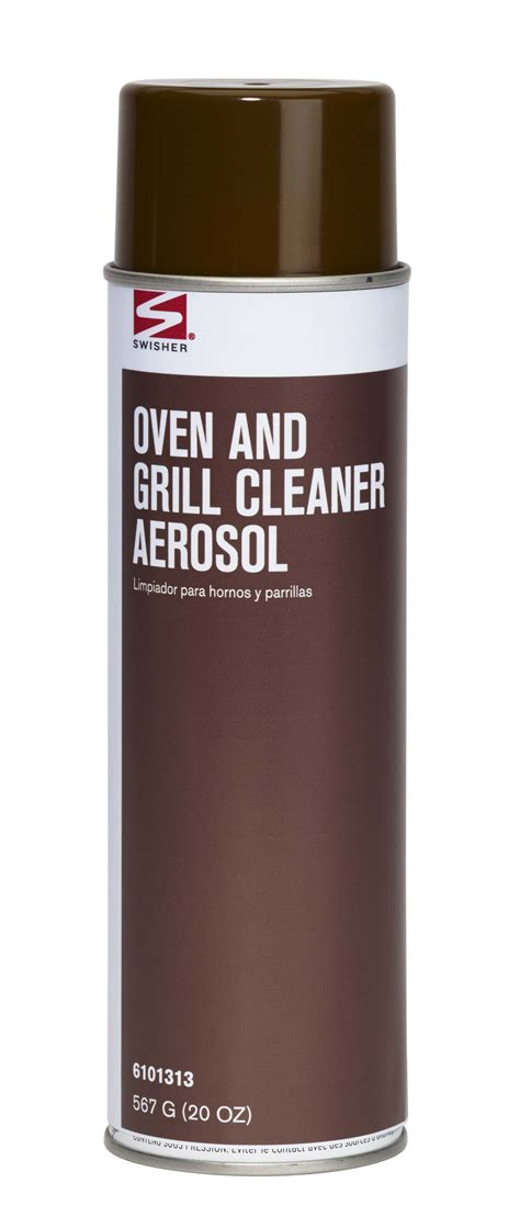 swisher bathroom supplies swisher oven and grill cleaner aerosol