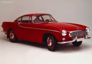 Volvo P18000 Volvo P1800 1961 1962 1963 1964 1965 1966 1967