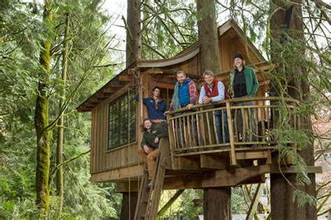 Small House Plans With Cost To Build by Your Childhood Dream Home The Extreme Treehouses Of