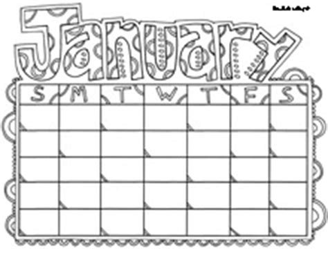 doodle calendar create make a colouring in calendar for the kid in your