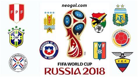 Calendario Eliminatorias Sudamericanas Rusia 2018 Horarios Eliminatorias Rusia 2018 Fecha 7 Conmebol Partidos Y