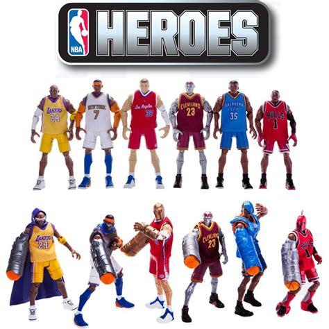 d d figures toys nba heroes figure lebron