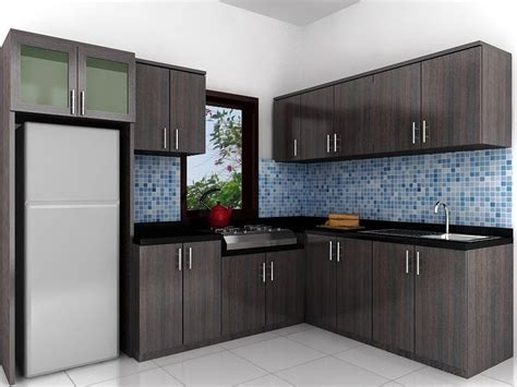 Lemari Dapur Jogja dapur minimalis ukuran 1 215 1 rumah dijual jogja