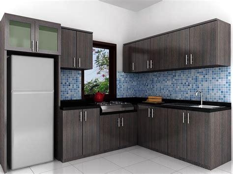 Tempat Bumbu Dapur Minimalis ツ 20 model desain dapur rumah minimalis ukuran kecil mungil