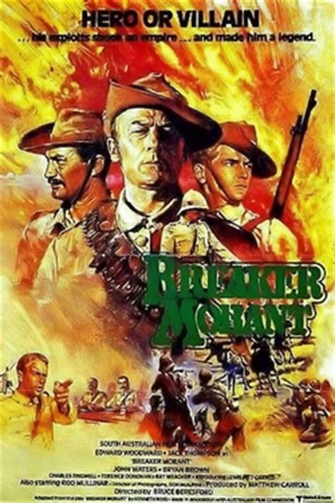 breaker morant (film) wikipedia