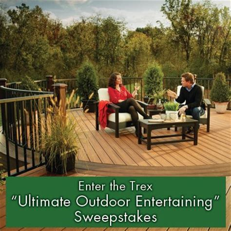 The Ultimate Entertaining Giveaway by Outdoor Entertaining Sweepstakes Decoration News
