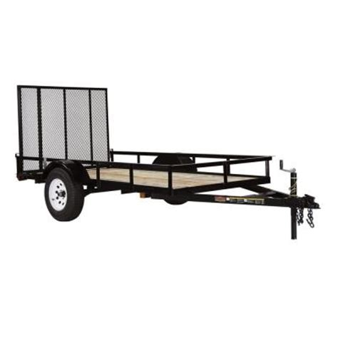 home depot small cargo trailers motorcycle review and