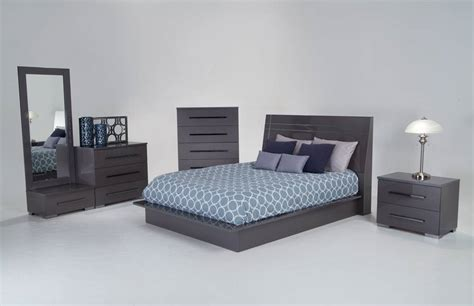 platinum bedroom set bobs discount furniture intended for