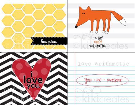 free printable valentines card 21 s day printables