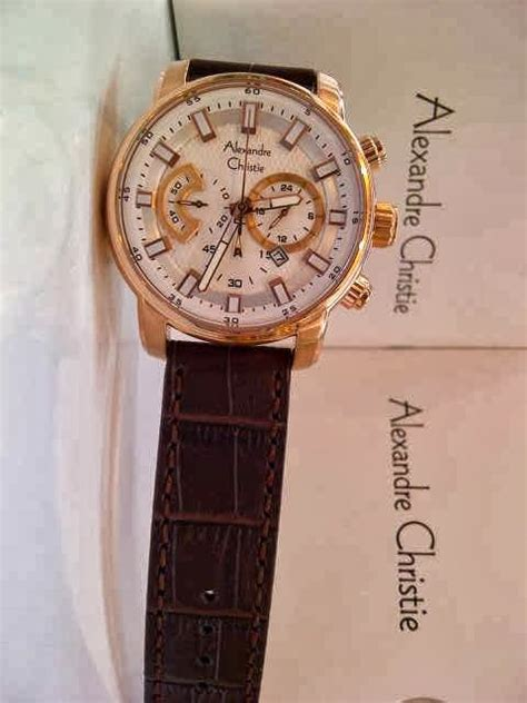 bag collection jam tangan alexandre christie serie 6311