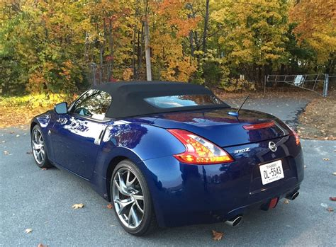 2016 nissan 370z convertible review 2016 nissan 370z roadster is all out on the