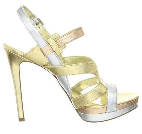 silver and gold high heels gold and silver high heel shoes gold high heel sandals