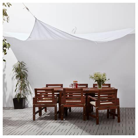 ikea canopy dyning canopy wedge shaped white 360 cm ikea
