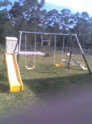 playsafe swing sets playsafe swing set newcastle free classifieds in australia