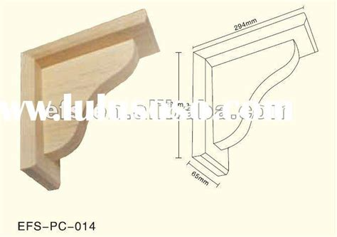 wooden shelf bracket patterns woodworking projects