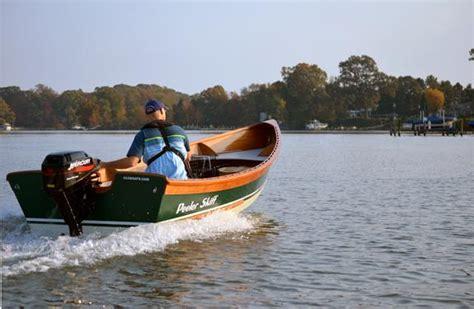 skiff slang peeler skiff woodenboat magazine