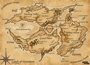 Fictional World Map by Fictional World Map Bing Images