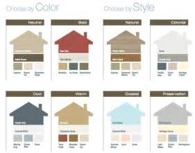 certainteed vinyl siding colors 1000 ideas about siding colors on vinyl