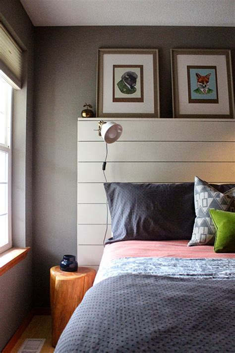 before after a guest room gets a makeover on a