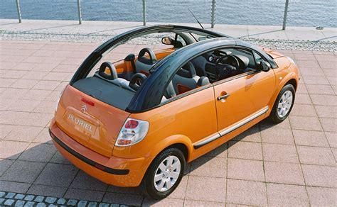 Citroen Convertible by Citro 235 N C3 Pluriel Convertible 2003 2010 Photos Parkers