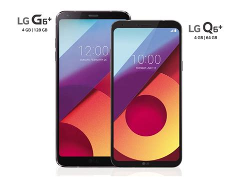 Harga Lg Q6 Plus lg g6 plus dan lg q6 plus resmi hadir di indonesia