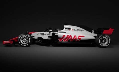 Haas Mba 2017 2018 by Haas La Prima F1 2018 2018 Formula1 It