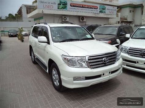 Toyota 2009 For Sale Toyota Land Cruiser Cars For Sale In Karachi Verified