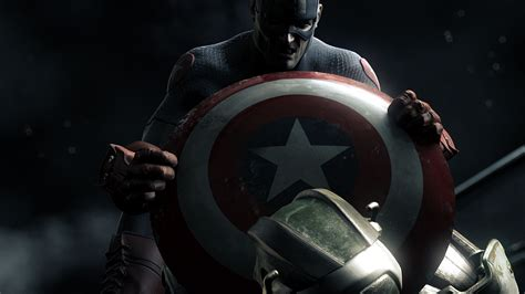 captain america dark wallpaper captain america wallpaper 1070428
