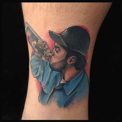ice cube tattoo junkies studio tattoos original