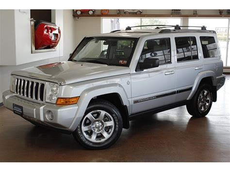 how to sell used cars 2007 jeep commander free book repair manuals 2007 jeep commander information and photos momentcar