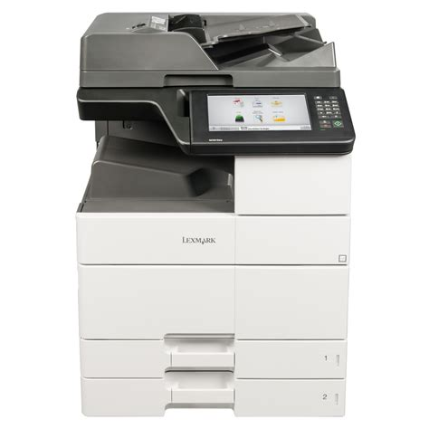 Toner Lexmark lexmark mx910de a3 mono multifunction laser printer 26z0142