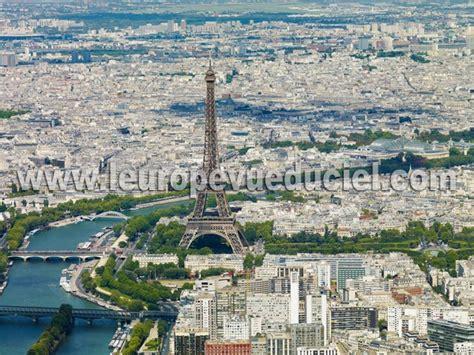 L'Europe vue du ciel   Photos aériennes de Paris