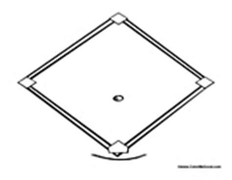 Baseball Field Coloring Page Information And Links For Girlshopes Com by Baseball Field Coloring Page