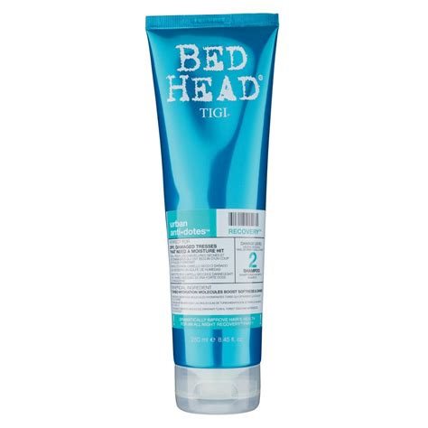 bed head tigi tigi bed head urban antidotes recovery shoo damage level 2