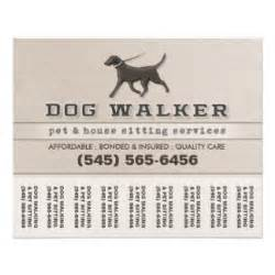 dog walking flyers amp leaflets zazzle co uk