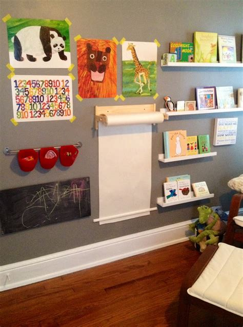 Playroom Wall Decor by 17 Best Ideas About Playroom Wall Decor On