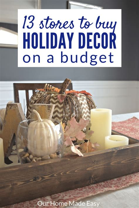 Cheap Places To Buy Home Decor by 13 Favorite Places To Buy Decor On The Cheap