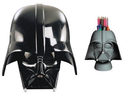 Darth Vader Desk Tidy by Darth Vader Helmet Desk Tidy