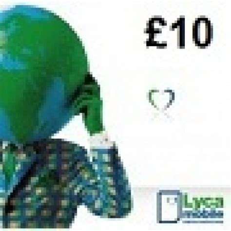 lyca mobile uk lycamobile 163 10 topup voucher recharge