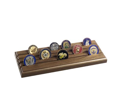 Coin Rack by 4 Row Challenge Coin Rack Usamm
