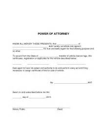 poa template free best photos of simple power of attorney printable simple