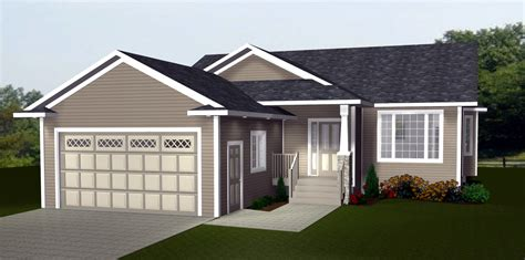 House Plans Bungalow With Basement by Bungalow House Plans With Garage Bungalow House Plans With