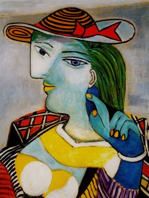 by pablo picasso marie therese walter pablo picasso after portrait of marie therese walter