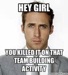 Building Memes - team building