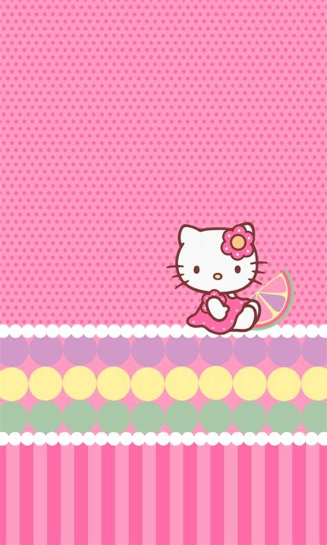 hello kitty mobile wallpaper hello kitty phone wallpaper http htctokok infinity hu