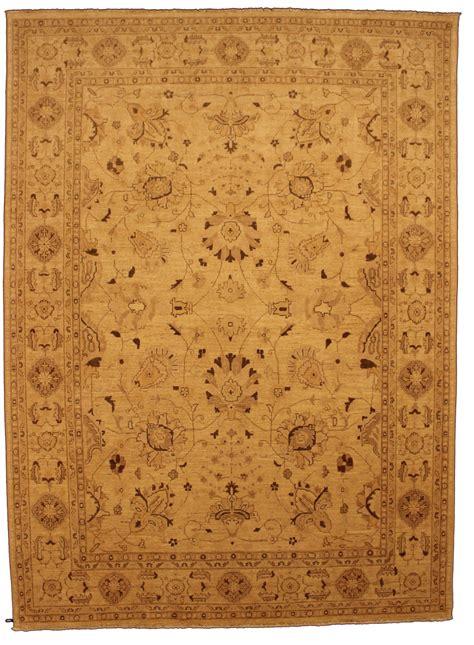 oushak style rugs 9 x 12 oushak style peshawar rug 13863